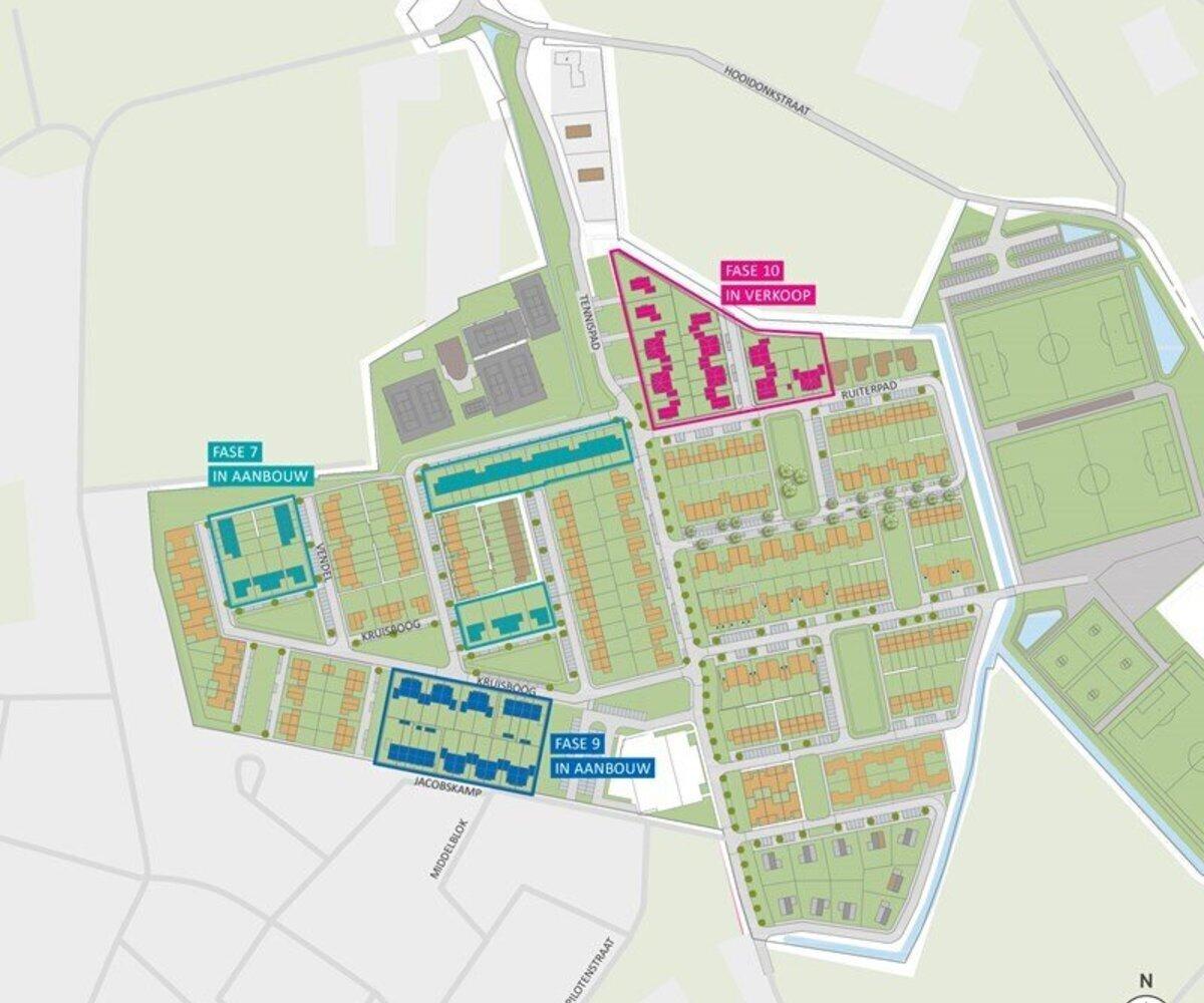 Jacobskamp fase 10